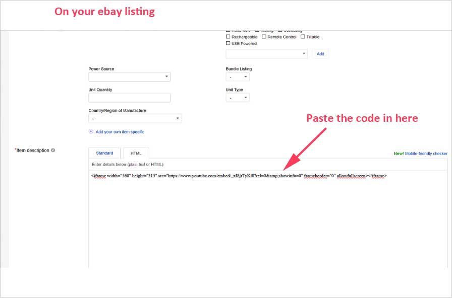 ebay-paste your code