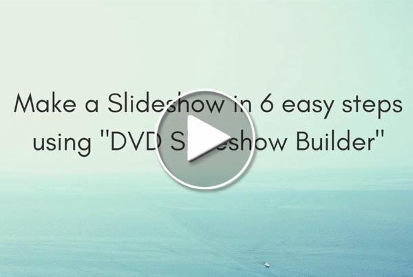Make a slideshow video3